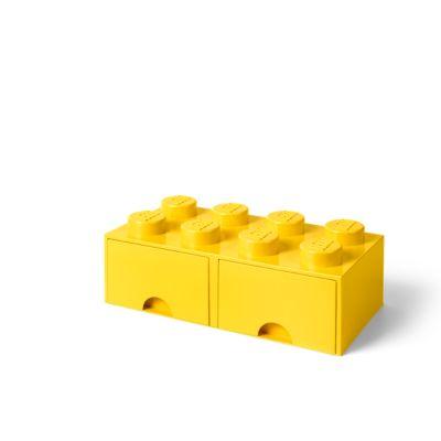 sc 1 st  LEGO Shop & LEGO® 8-stud Bright Yellow Storage Brick Drawer - 5005400 | LEGO Shop