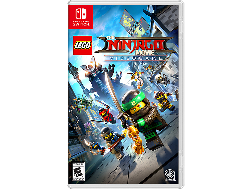 THE LEGO® NINJAGO® MOVIE Video Game Nintendo Switch