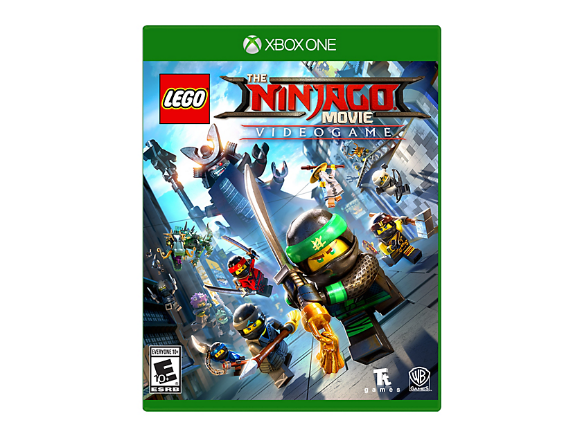 THE LEGO® NINJAGO® MOVIE Video Game Xbox One