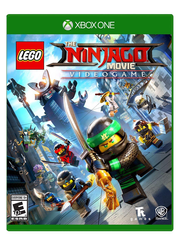 THE LEGO® NINJAGO® MOVIE™ Video Game – Xbox One™