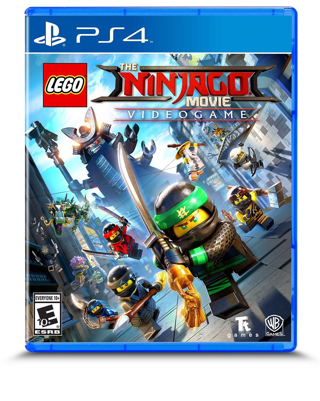 THE LEGO® NINJAGO® MOVIE™ Video Game - PlayStation® 4 5005435 | NINJAGO® |  Buy online at the Official LEGO® Shop US