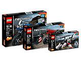 Das LEGO® Technic Paket zum 40. Jubiläum