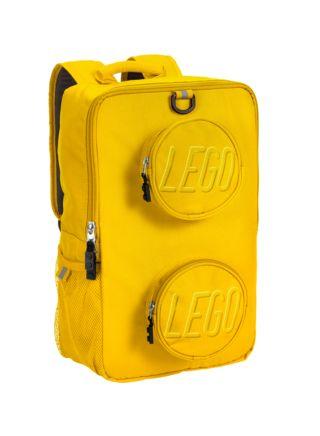 LEGO® Brick Backpack – Yellow