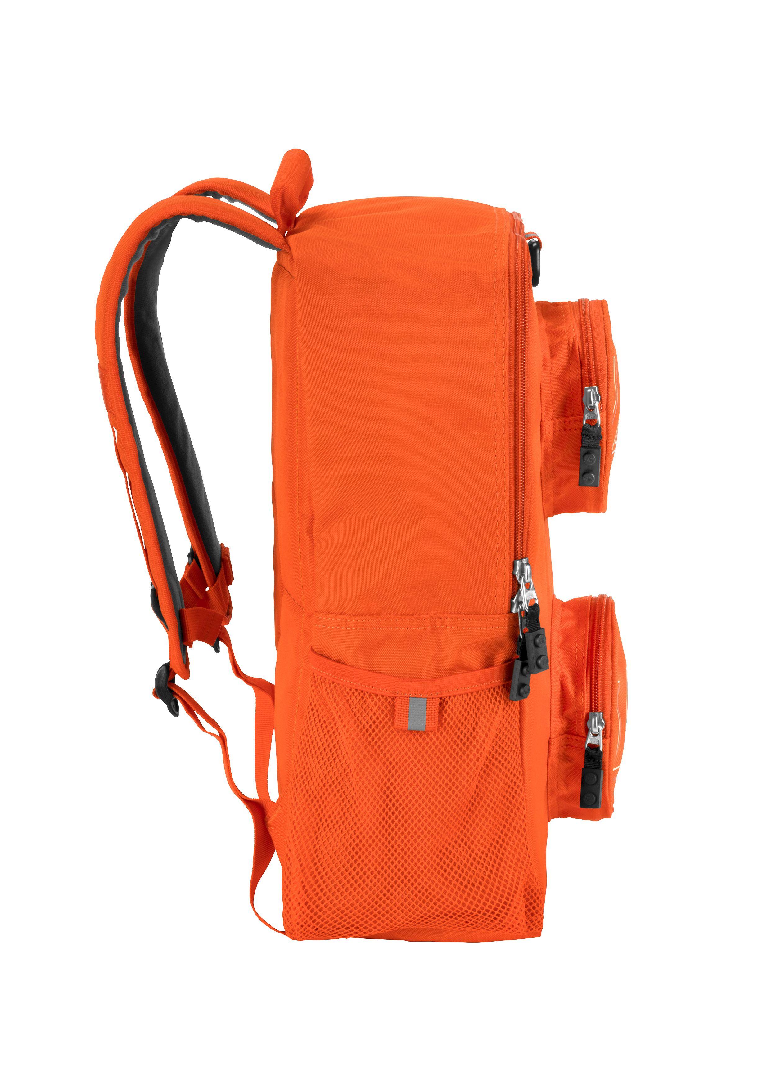 LEGO® Brick Backpack – Orange