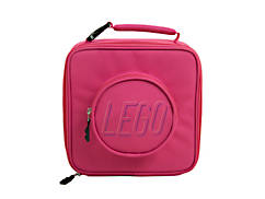 LEGO® Brick Lunch Bag – Pink