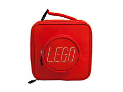 LEGO® Brick Lunch Bag – Red