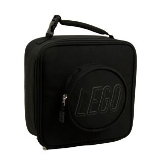 LEGO® Brick Lunch Bag – Black