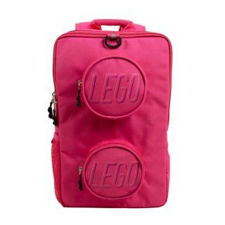 LEGO® Brick Backpack – Pink