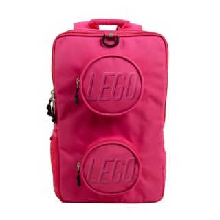 LEGO® Brick Backpack – Pink