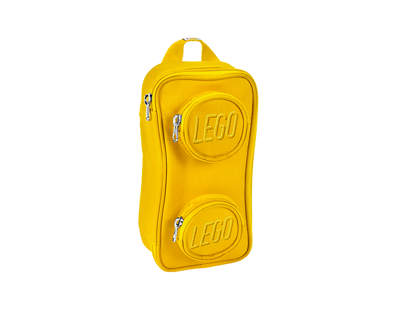 LEGO Brick Pouch Yellow