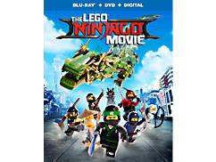 THE LEGO® NINJAGO® MOVIE™ (Blu-ray)