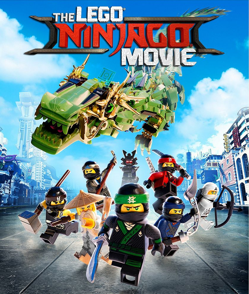 THE LEGO® NINJAGO® MOVIE™ (DVD) 5005571 | UNKNOWN | Buy online at the  Official LEGO® Shop US