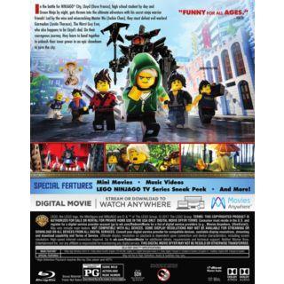 THE LEGO® NINJAGO® MOVIE™ (DVD)