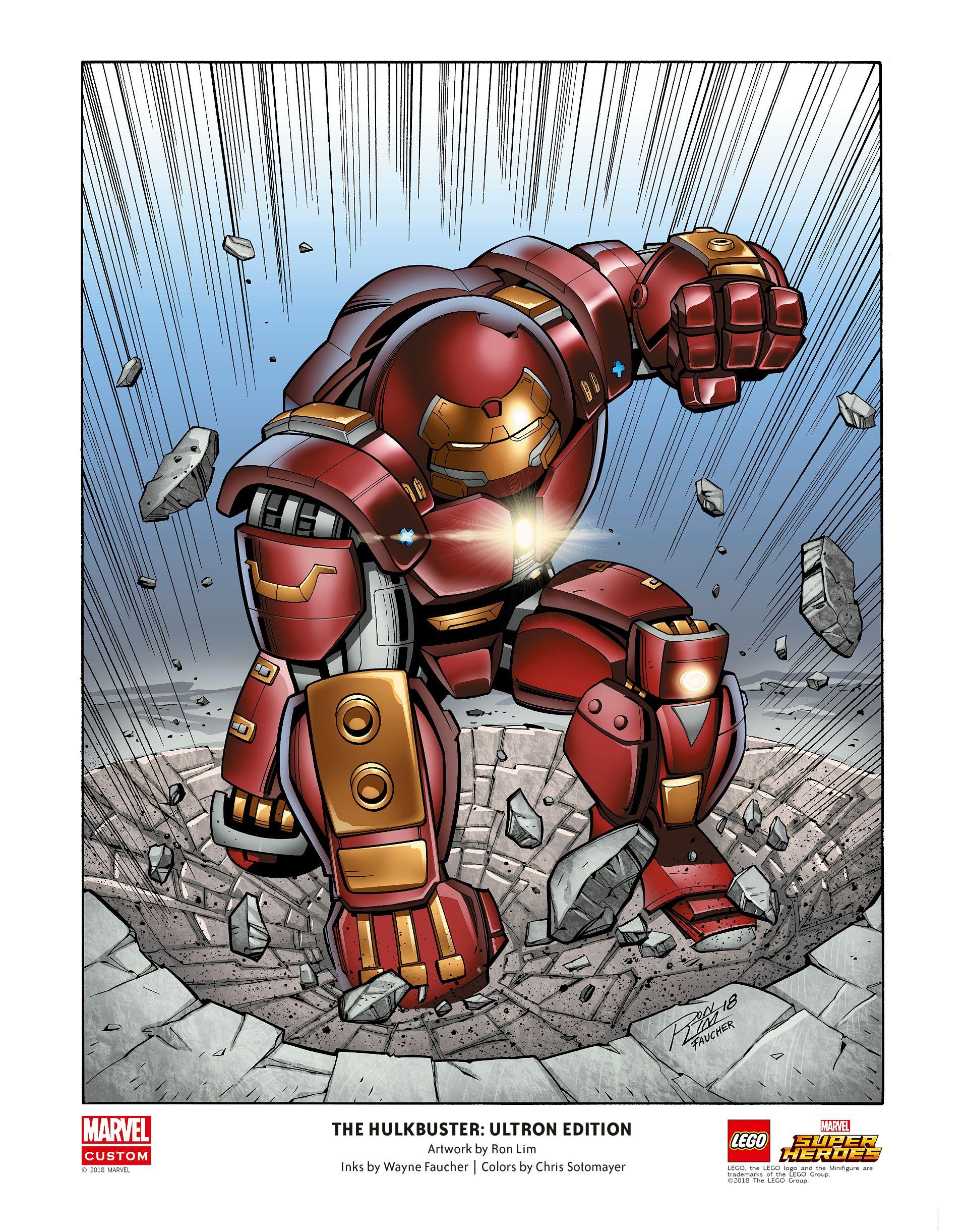 Free Marvel Art Print