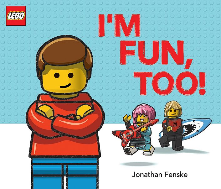 Livre d'images LEGO® : I'm Fun, Too!