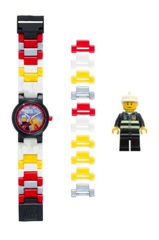 Montre à figurine de pompier LEGO® City
