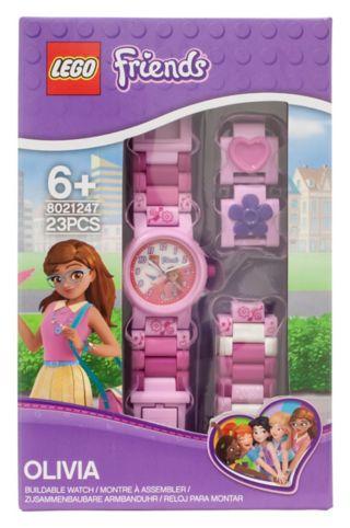 Olivia Uhr zum Bauen