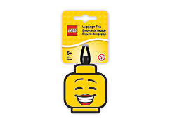 LEGO® Girl Luggage Tag