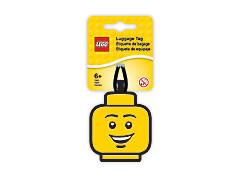 LEGO® Boy Luggage Tag