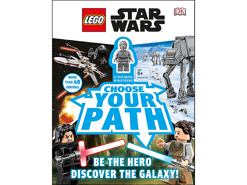 Choose Your Path LEGO® Star Wars™