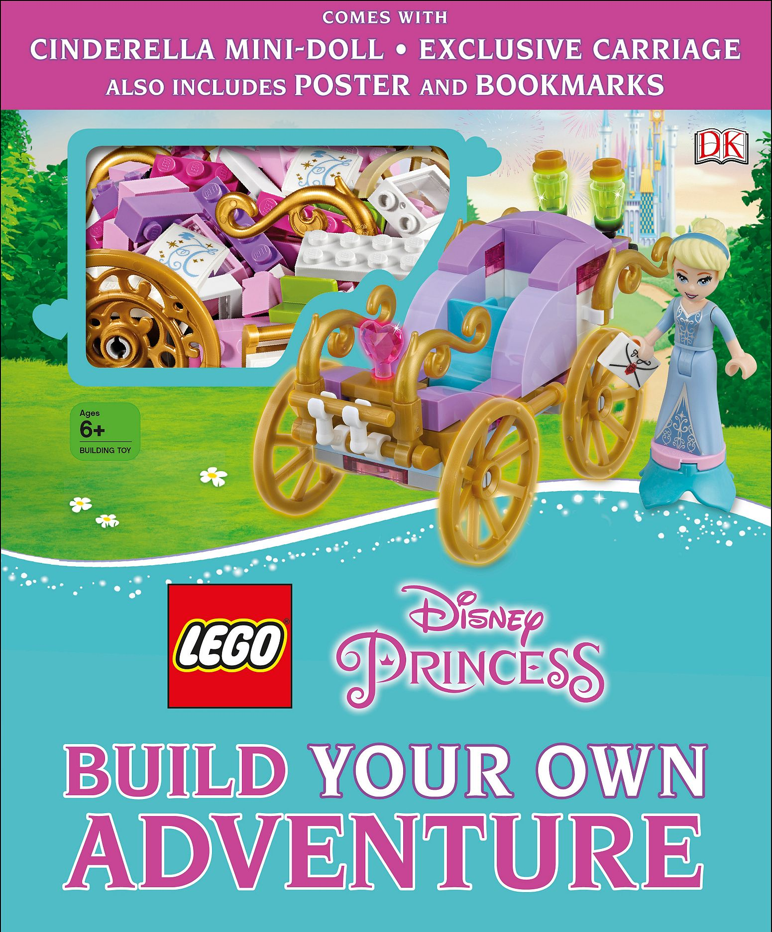 LEGO® l Disney Princess™ Build Your Own Adventure