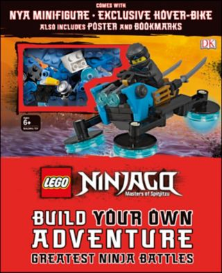 LEGO® NINJAGO® Build Your Own Adventure: Greatest Ninja Battles
