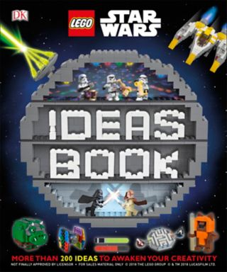 LEGO® Star Wars™ Ideas Book