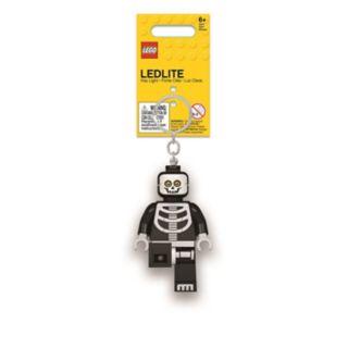 Breloczek z latarką i szkieletem LEGO®