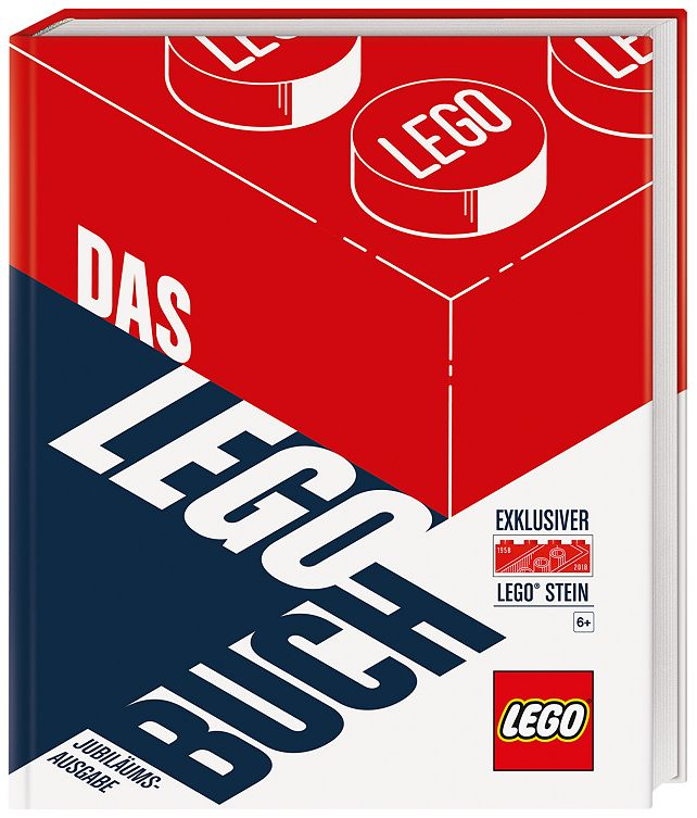 Das LEGO® Buch Jubiläumsausgabe