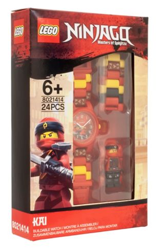 LEGO® NINJAGO® Kai Minifigure Link Watch