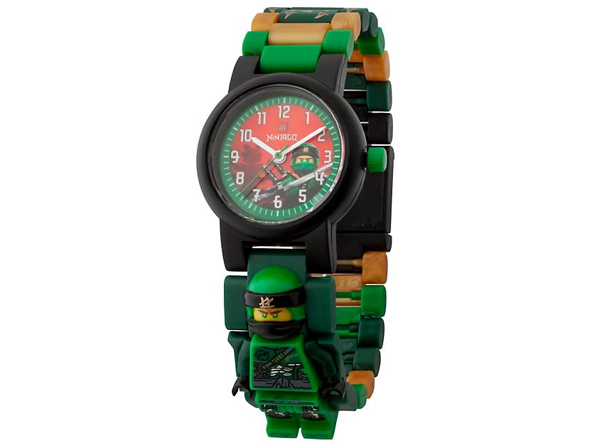 Montre-bracelet Figurine Lloyd LEGO® NINJAGO®