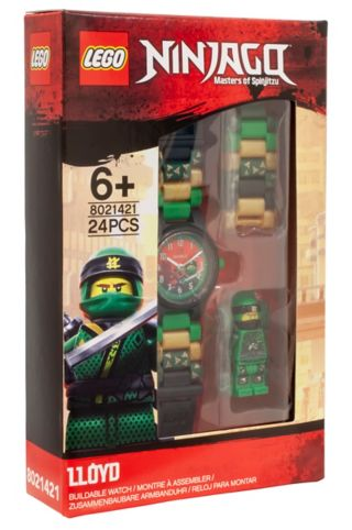 LEGO® NINJAGO® Lloyd Minifigure Link Watch