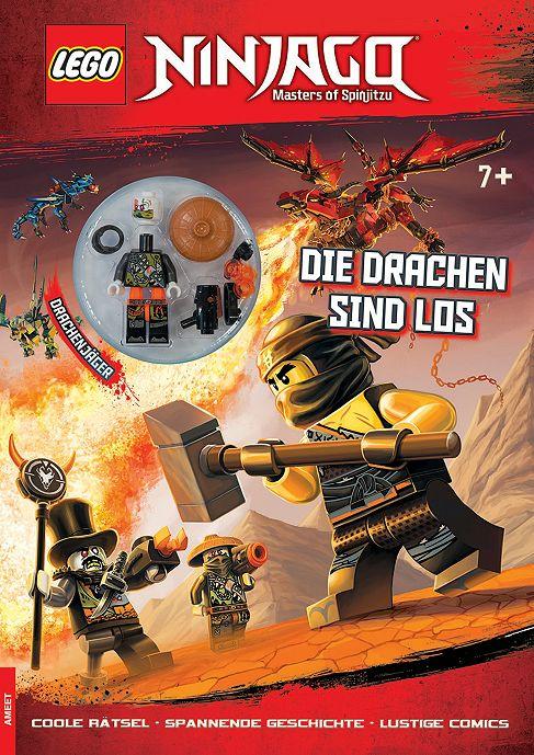 LEGO®NINJAGO® Die Drachen sind los