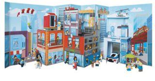 LEGO®City Mein Pop-up-Buch