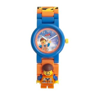 THE LEGO® MOVIE 2™ Emmet Minifigure Link Watch