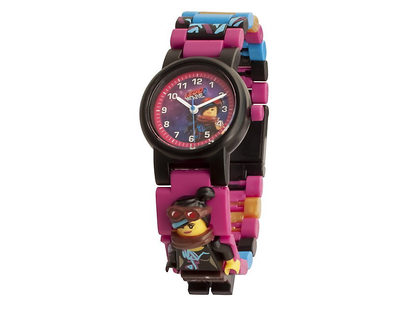 THE LEGO MOVIE 2 Wyldstyle Minifigure Link Watch