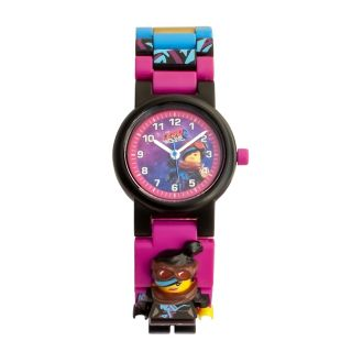 Reloj de pulsera con minifigura de Supercool de THE LEGO® MOVIE 2™