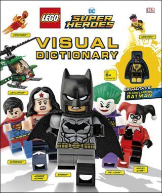 LEGO® DC Super Heroes Visual Dictionary