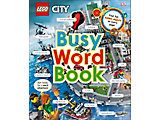 LEGO® City Busy Word Book