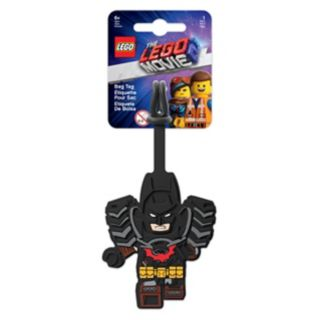 THE LEGO® MOVIE 2™ Batman™ Luggage Tag