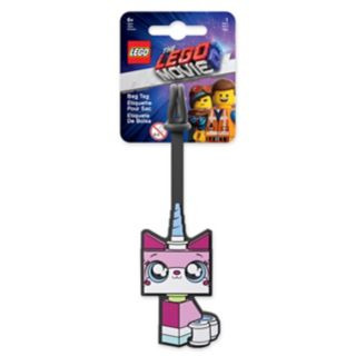 THE LEGO® MOVIE 2™ Unikitty Luggage Tag