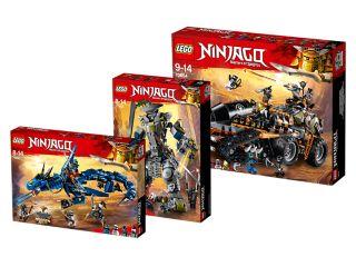 LEGO® NINJAGO® Diesels and Dragons Bundle