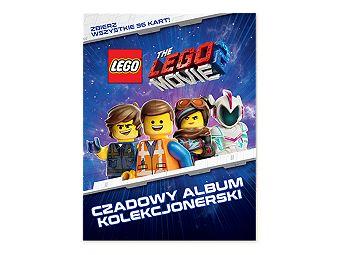 BEZPŁATNY Album kolekcjonerski THE LEGO® MOVIE 2™!