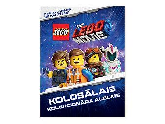 THE LEGO® MOVIE2™ kolekcionāra albums BEZ MAKSAS!
