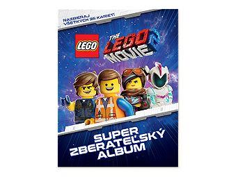 Zberateľský album THE LEGO® MOVIE 2™ ZADARMO!*