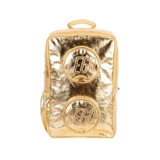 LEGO® Gold Metallic Brick Backpack