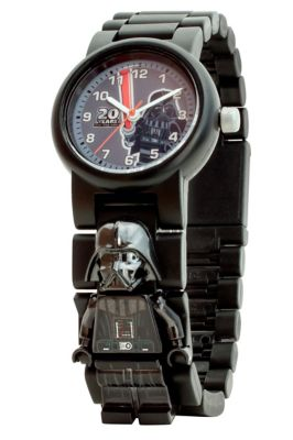 - 20th Anniversary Darth Vader™ Link Watch Star Wars - Lego