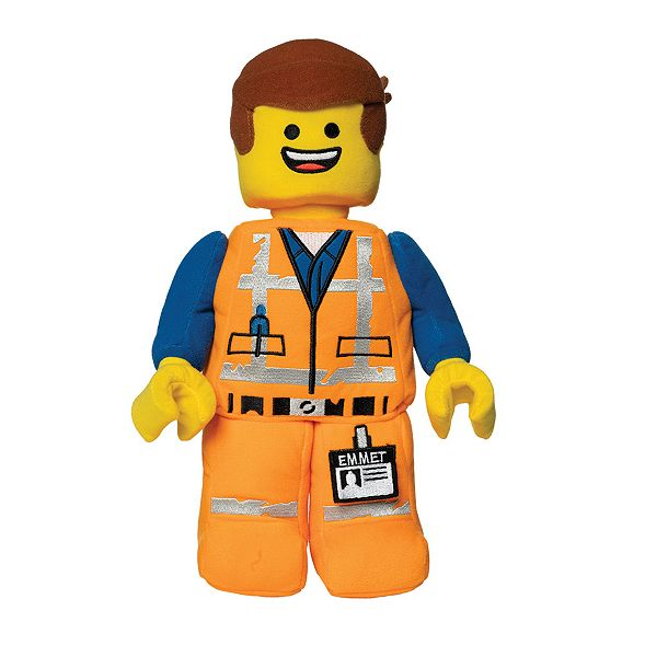 Emmet Minifigure Plush
