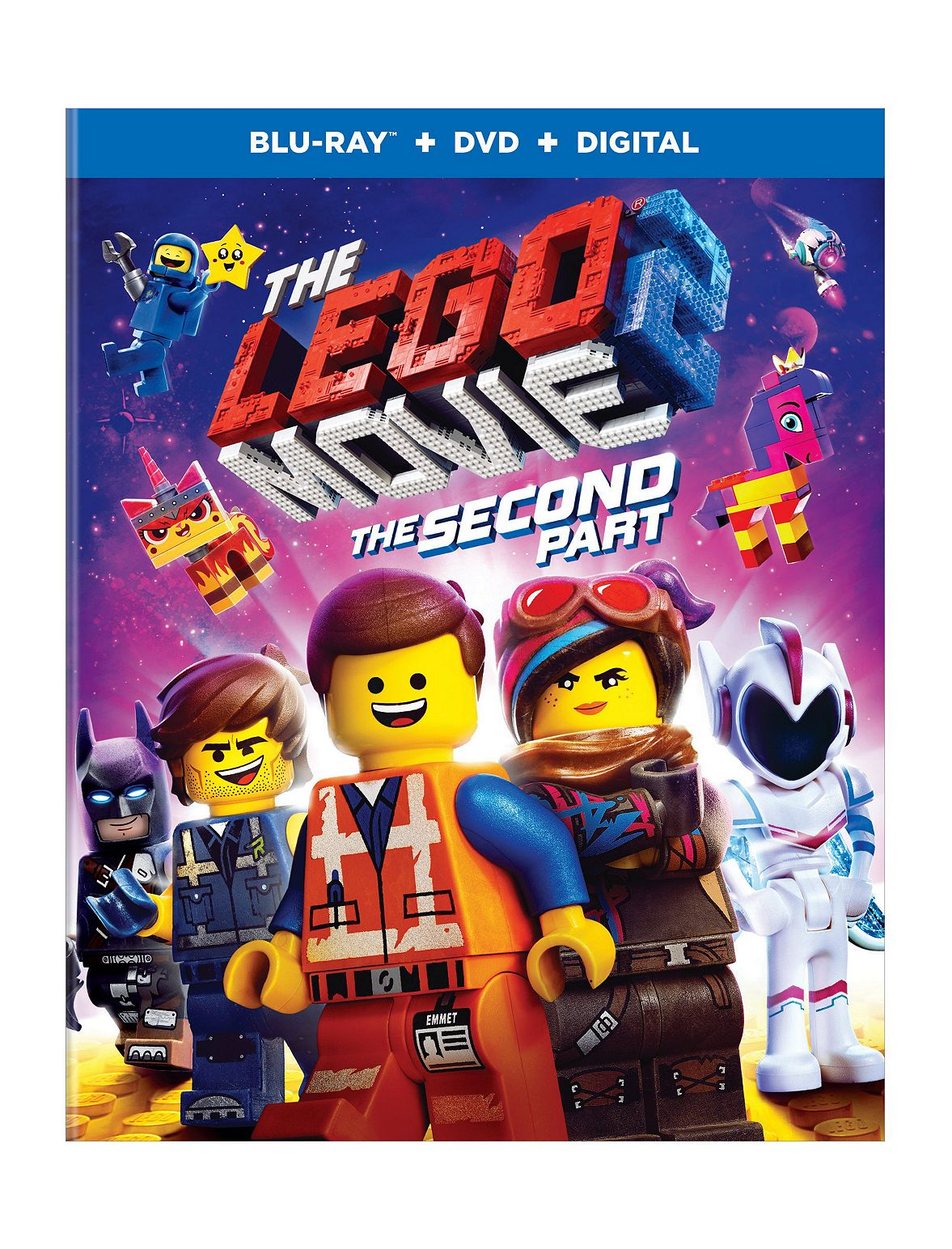 THE LEGO® MOVIE 2™: The Second Part (Blu-ray)