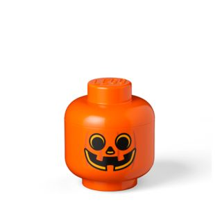 LEGO® Pumpkin Storage Head